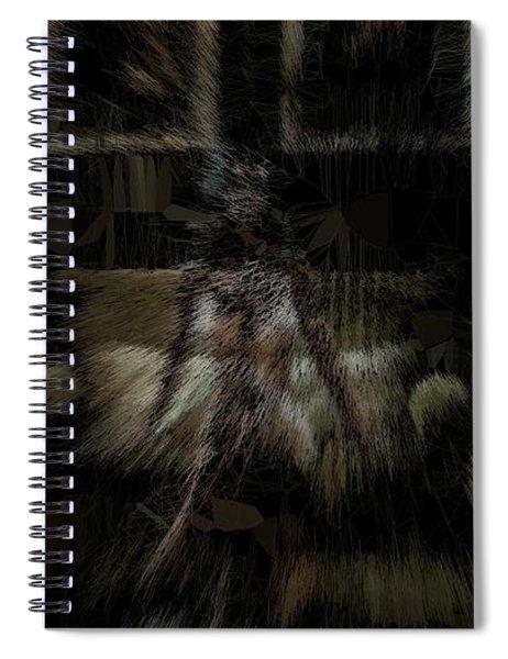 Morpheus Summer Jungle Spiral Notebook