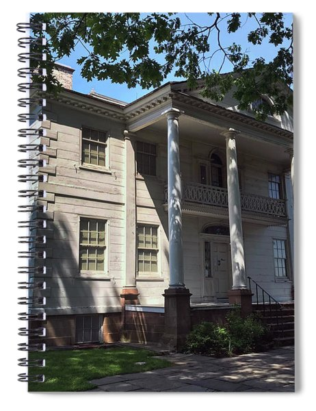 Morris-jamel Mansion  Spiral Notebook