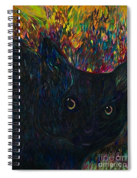 Morticia Spiral Notebook