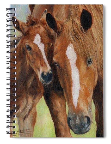Mother Love Spiral Notebook