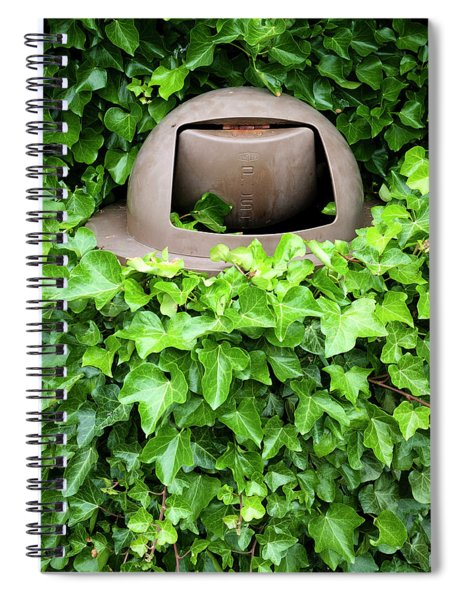 Mother Nature Most Always Wins Spiral Notebook