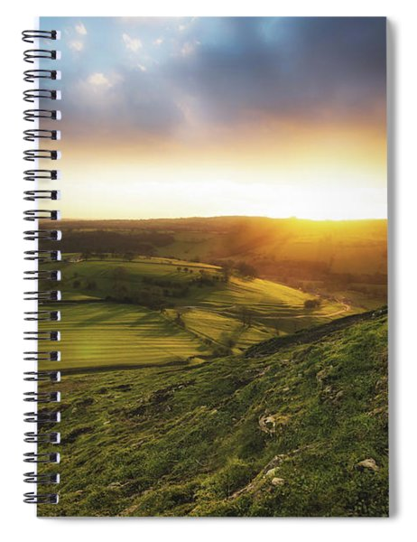Mother Nature Never Fails To Amaze Spiral Notebook