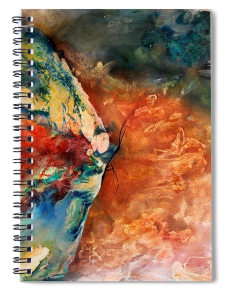 Mother's Day Spiral Notebook