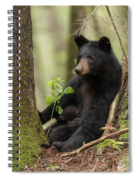 Mothers Loving Care Spiral Notebook