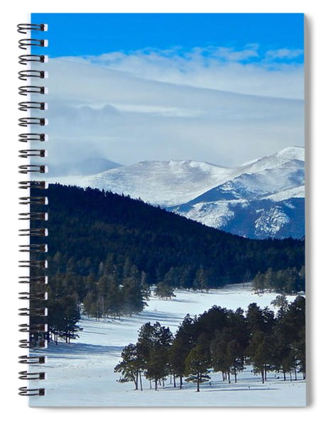 Buffalo Park Spiral Notebook