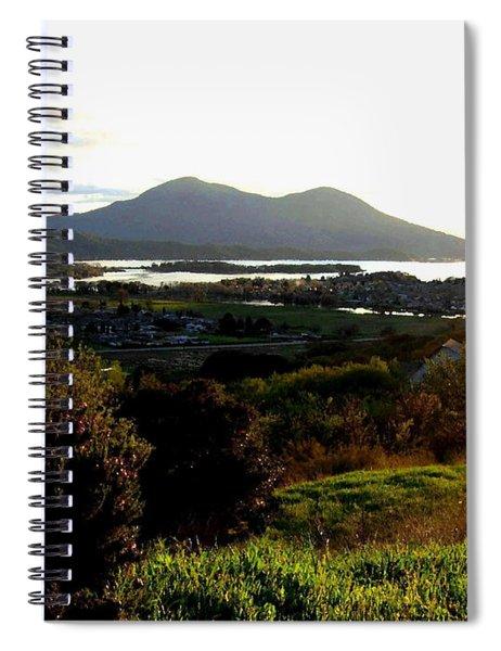 Mount Konocti Spiral Notebook