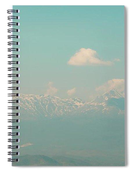Mountain Spiral Notebook