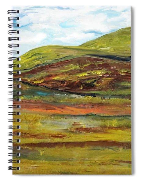 Mountaiscape 2  Spiral Notebook