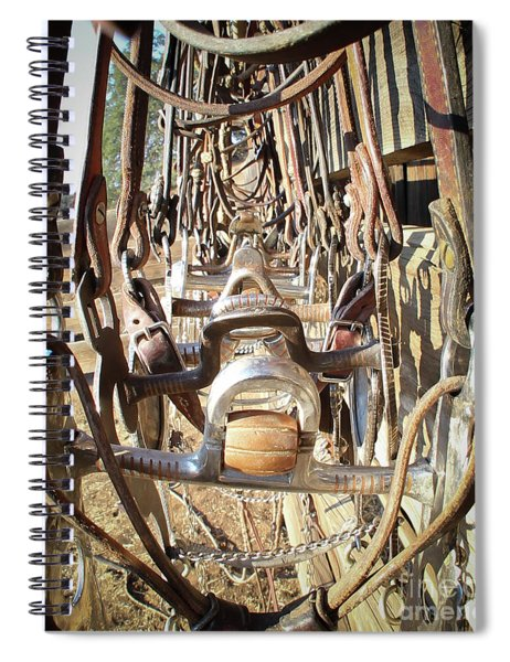 Mouth Pieces  Spiral Notebook