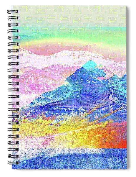 Move Mountain Spiral Notebook