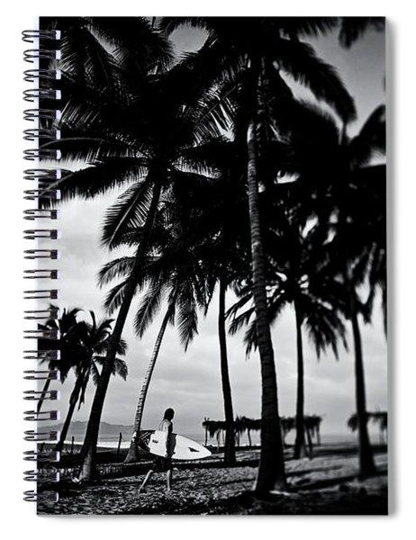 Mozzie Bait Spiral Notebook