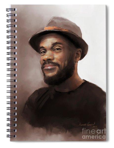 Mr. Brooks Spiral Notebook