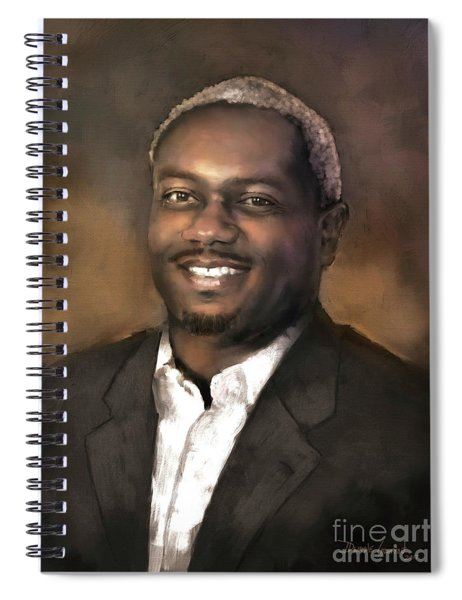 Mr. Dedrick J. Sims Spiral Notebook