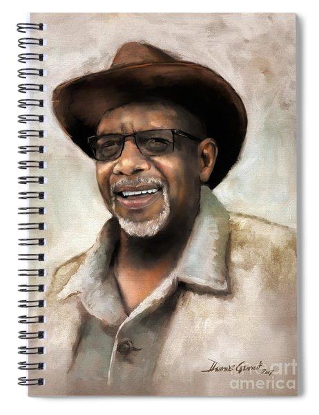 Mr. Wilson Spiral Notebook