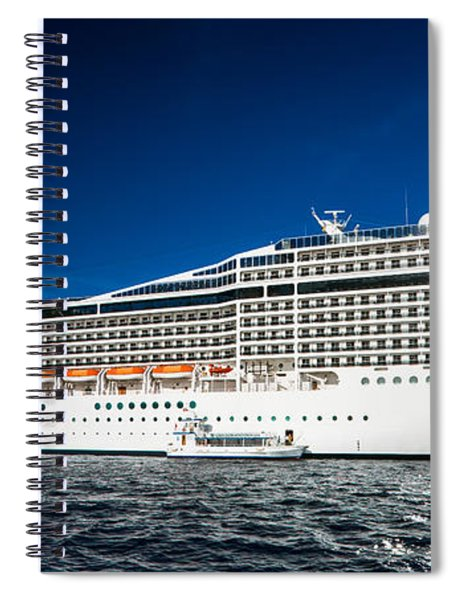 Msc Poesia Spiral Notebook