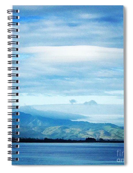 Mt Diablo California Spiral Notebook