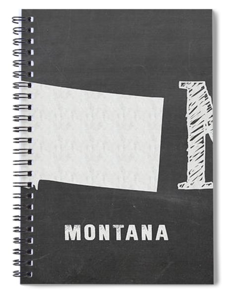 Mt Home Spiral Notebook by Nancy Ingersoll