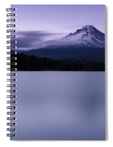 Mt. Hood Spiral Notebook