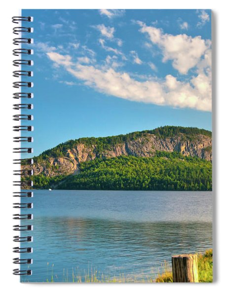 Mt Kineo 1504 Spiral Notebook