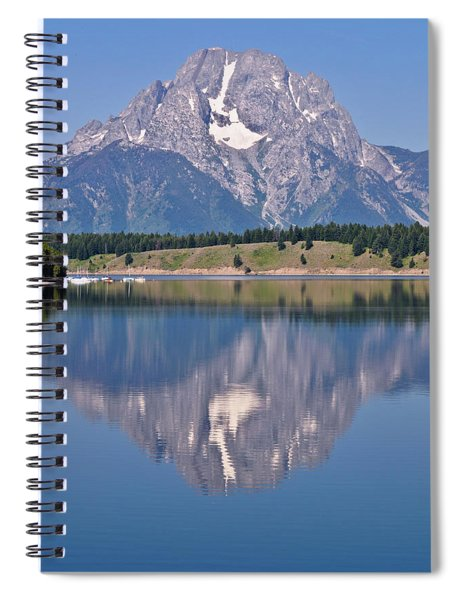 Mt. Moran Spiral Notebook
