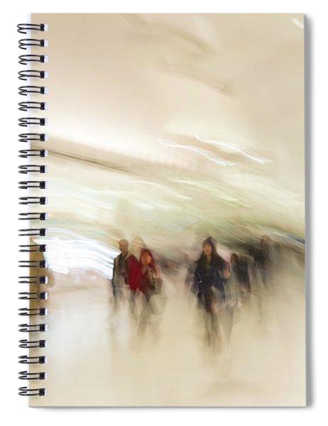 Multitudes Spiral Notebook