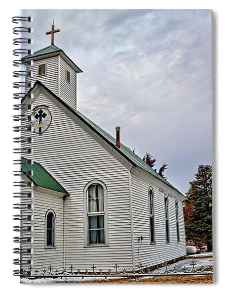 Murphy U B Church Spiral Notebook