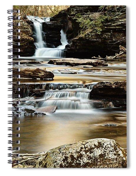Murray Reynolds Falls Spiral Notebook