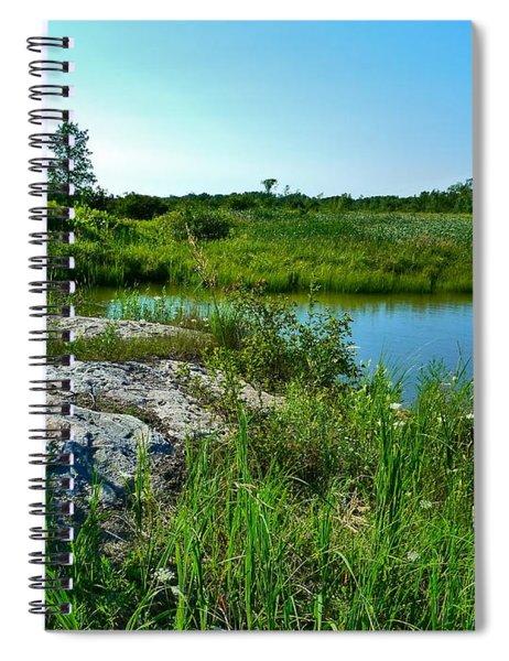 Muskoka Ontario 4 Spiral Notebook