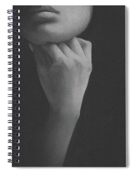 Muted Shadow No. 2 Spiral Notebook