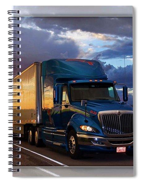 Mvt #11b Spiral Notebook
