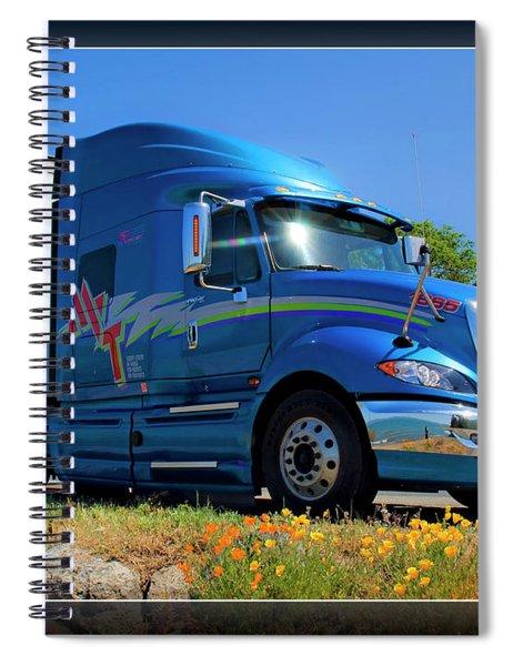 Mvt #1a Spiral Notebook