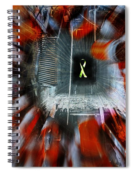 My Affliction Spiral Notebook