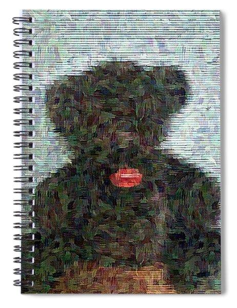 My Bear Spiral Notebook