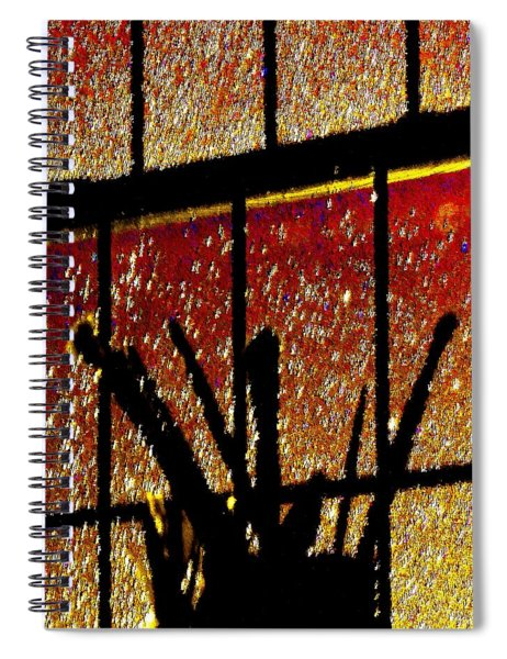 My Brushes With Inspiration Spiral Notebook