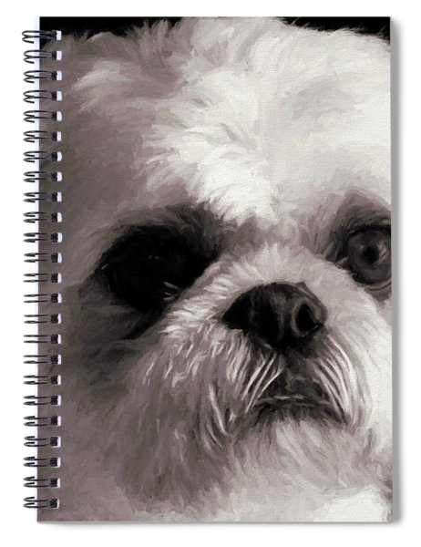 My Bubba - Painting Spiral Notebook