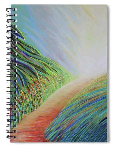 My Childhood In Nature Spiral Notebook
