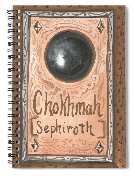 My Chokhnah Spiral Notebook
