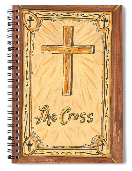 My Cross Spiral Notebook