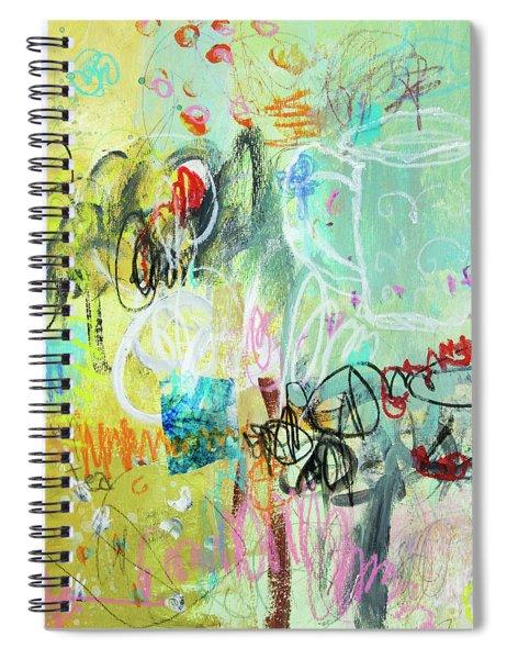 My Cup Of Tea Spiral Notebook