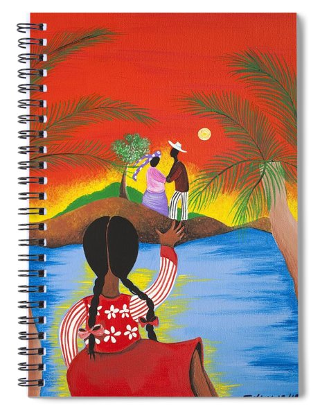 My Day Will Come Spiral Notebook