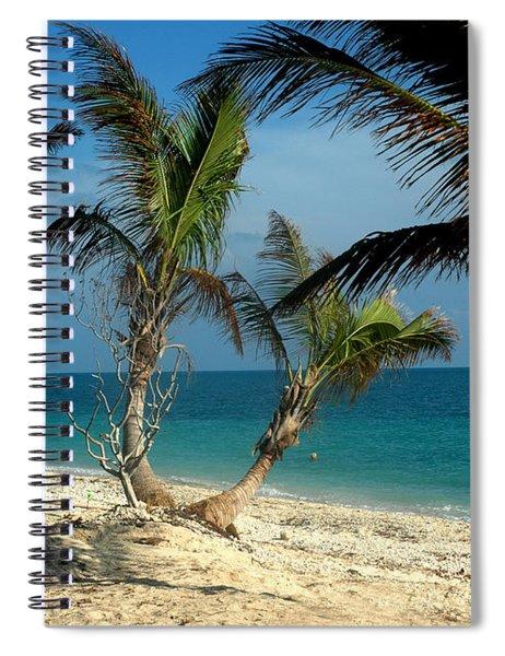 My Favorite Beach Spiral Notebook