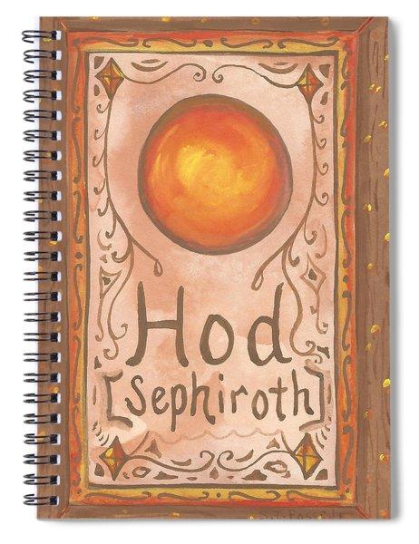 My Hod Spiral Notebook