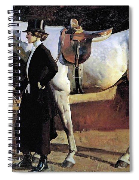 My Horse Is My Friend  Spiral Notebook