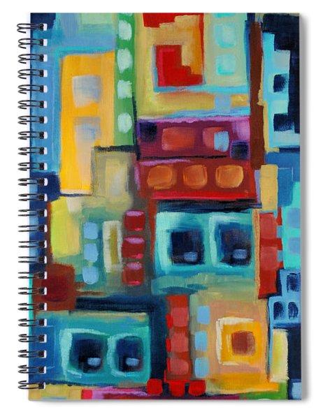My Jazz N Blues 3 Spiral Notebook