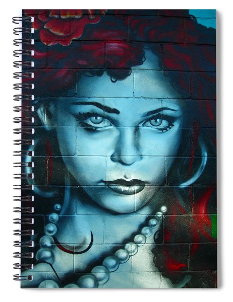 My Lady ... Spiral Notebook