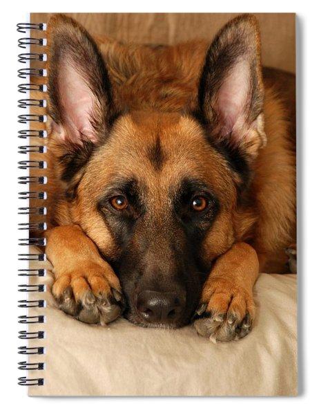 My Loyal Friend Spiral Notebook