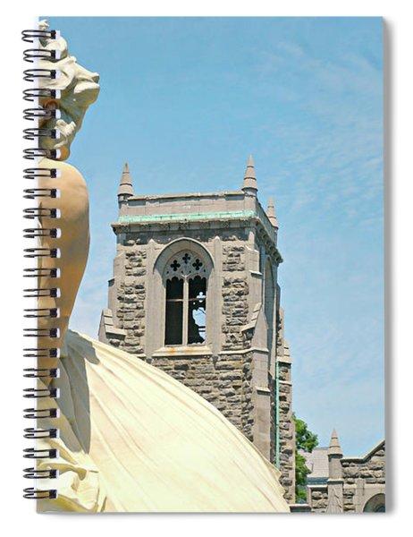 My Marilyn Spiral Notebook
