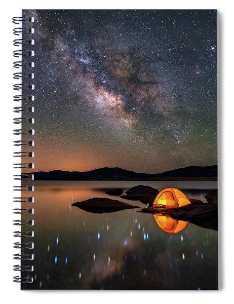My Million Star Hotel Spiral Notebook