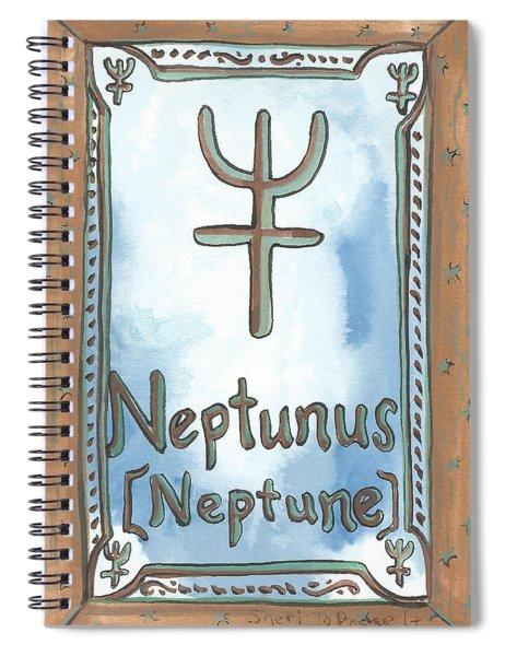 My Neptunus Spiral Notebook