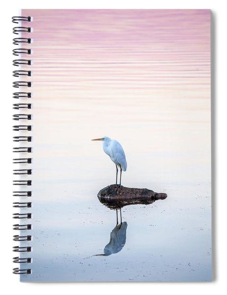 My Own Private Island Spiral Notebook